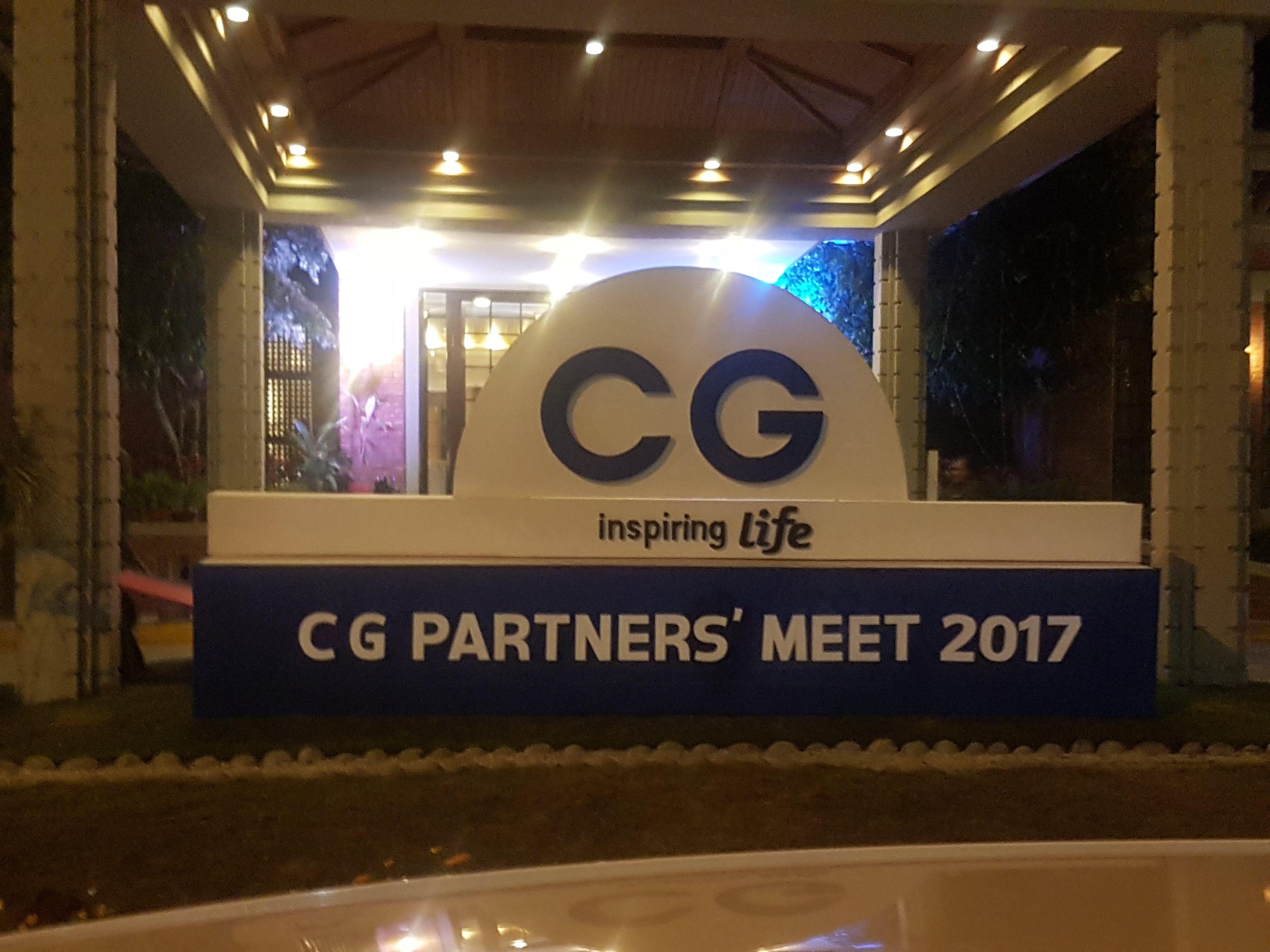 cg partner meet